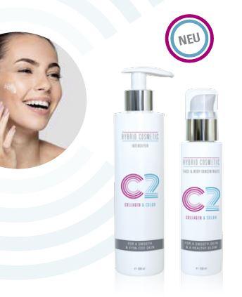 Die Neuheit – Hybrid-Kosmetik bei SunWorld